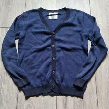 Boys Jumper Cardigan Size 9-10 Years