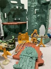 Masters Of The Universe Castle Grayskull Original Mattel