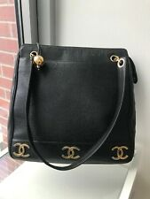 7ff623c0406a Authentic Vintage CHANEL In Women's Bags & Handbags for sale | eBay