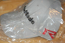 taylormade mens tour cage golf hat gray aero coolmax burner cap small medium NEW