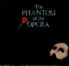 THE PHANTOM OF THE OPERA - MINT IMPORT 2 CD BOX SET - W/ DELUXE 2 BOOKLETS -1987