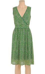 King Louie Kleid Lola Urbania dress grün Retro Look green 5148444