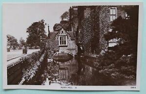 Perry Hall -  demolished 1927- original RP postcard, No.5  Proctor Series