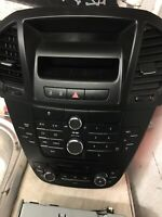 Vauxhall Insignia 2009 On Cd300 Stereo & Climate Control Complete With Head Unit