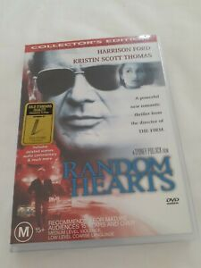 Random Hearts - Harrison Ford Kristin Scott Thomas - Region 4 DVD AU