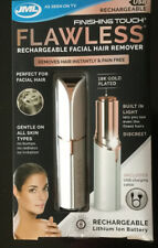 JML Finishing Touch Flawless Rechargeable Facial Hair Remover - Genuine Article