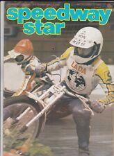 Speedway Star : December 17, 1983.Glasgow & Wimbledon  track reviews