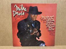 "Miles Davis, "" You''re under arrest "" CBS 26447"