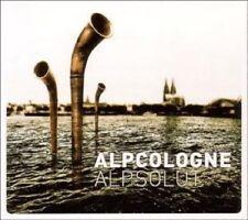 ALPCOLOGNE - ALPSOLUT  CD NEUF