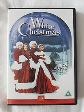 White Christmas - Region 2 - Near Excellent Condition - DVD - Tested