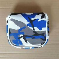 1pc Square Mallet Putter Cover Golf Headcover For TaylorMade Spider Tour Magnet