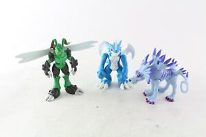 Bandai Digimon 1999 2000 Stingmon Garurumon Action Figure 3 Inch Action Figures