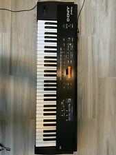 Roland JUNO-D Keyboard Synthesizer 61 key keyboard. BRAND NEW Rubber Contacts.