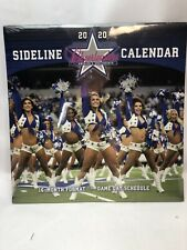 Dallas Cowboys Cheerleaders 2020 12X12 16-Month Wall Calendar New