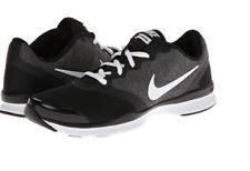Nike In-Season TR 4 Women's Men's Black White Rubber Running Shoe New Size 11