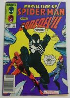 Marvel Team-Up #141 Spider-Man Daredevil Comic 1st Appearance Black Symbiote