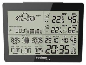 Stazione Meteo con Trasmettitore esterno, Allarme gelo - TechnoLine WS 6760