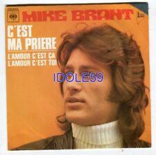 Disques vinyles 45 tours pour chanson française Mika
