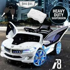 BMW i8 Kids Ride-On Electric Car - Battery Children Sports Toy Built-in Songs