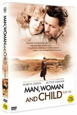 Man, Woman And Child 1983 - All Region Compatible Blythe Danner NEW DVD