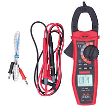 My2020d Fullautomatic Clamp Multimeter Acdc Volt Current Tester For Electrician