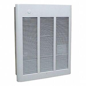 Qmark CWH3404F Recessed Electric Wall Mount Heater 208/240V AC 1PH 3,000W/4,000W