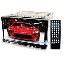 POWER ACOUSTIK PTID-8001N DIN IN-DASH DVD DIVX CD MP3 RECEIVER W/ USB SD CARD