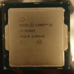 Intel Core i5-6500T 2.5GHz Processor SR2L8 LGA1151