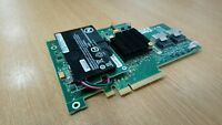 2 X 43W4297 IBM SAS SATA Server Raid Controller SAS 8708E L3-01141-02D 43W4342