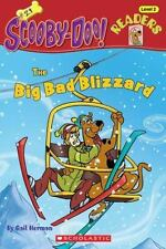 The Big Bad Blizzard Scooby-Doo Reader, No. 21