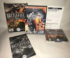 Battlefield 1942 - Deluxe Edition - (PC,2003) Battlefield 3 Premium Edition