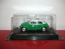 VW volkswagen beetle coccinelle méxico D.F 1985 taxi du monde altaya 1/43