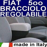 BRACCIOLO per FIAT 500 - PORTAOGGETTI - REGOLABILE