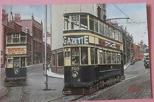 Birmingham City Transport 791 & 793 Buses at the Horse Fair Uk New Bus Postcard