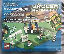 LEGO Set 78800 Soccer Bonus Combo Set 3403 3418 3419 New Sealed