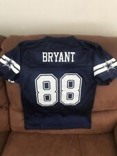 Dallas Cowboys Dez Bryant  88 football jersey team brand NWT size M Youth a6847fba9