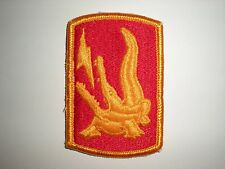 US ARMY 227TH FIELD ARTILLERY BRIGADE PATCH - FULL COLOR