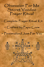 Obsession For Me Voodoo Prayer Ritual Kit Love Lover Romance Sex Marriage Obsess
