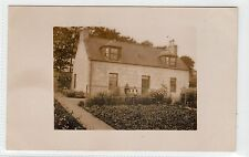 Picture postcard of a house believed to be Easter Tulloch, Midmar (C12810)