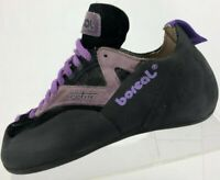Boreal Fusion Climbing Shoes Rock Purple Black Mountain Outdoor Womens US 6.5