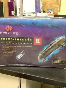 Cora life turbo twist 6x 18 watt