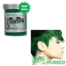 Jerome Russell Punky Colour Semi-Permanent Hair Color Apple Green 1446