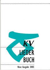 Studentika Liederbuch Kommersbuch Kartellverband Studentica Cantusprügel KV