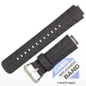 New Original Casio Wrist WatchBand strap G-300, G-301B, G-306X, G-350, 10188556