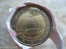SPAGNA 2011 2 EURO FDC UNC PALAZZO DI ALHABRA SPAIN SPANIEN