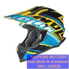 Nolan Casco Moto Cross N53 N-53 Flaxy 002 L