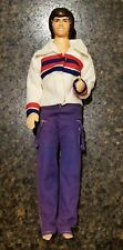 Rare 1988 Donnie Osmond Doll Mattel 1088 0500 1 Stamp Bionic Woman'S Outfit