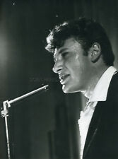 JOHNNY HALLYDAY 60s VINTAGE PHOTO ORIGINAL #12