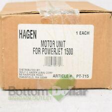 Hagen Pt-715 Motor Unit For Powerjet 1500