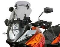 MRA VarioTouringScreen For KTM 1190 Adv '13-'16 & 1090 AdvR '17-'19 | Smoke Gray